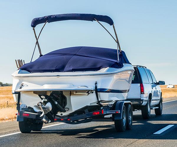 Boat Trailer Roadside Assistance