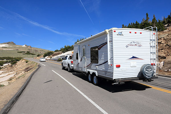 Camper Trailer Roadside Assistance