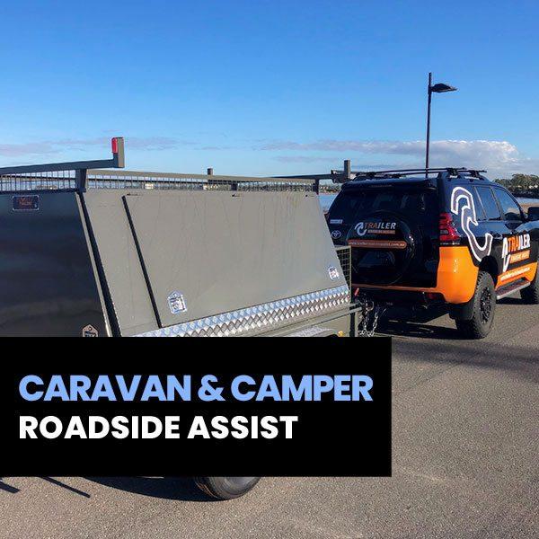 caravan and camper roadside assist